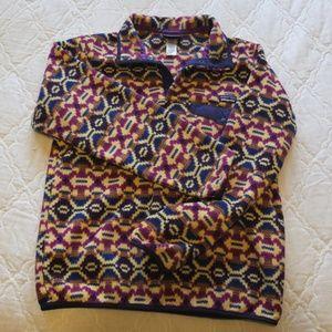 PATAGONIA SYNCHILLA Women's Medium Fleece Pullover